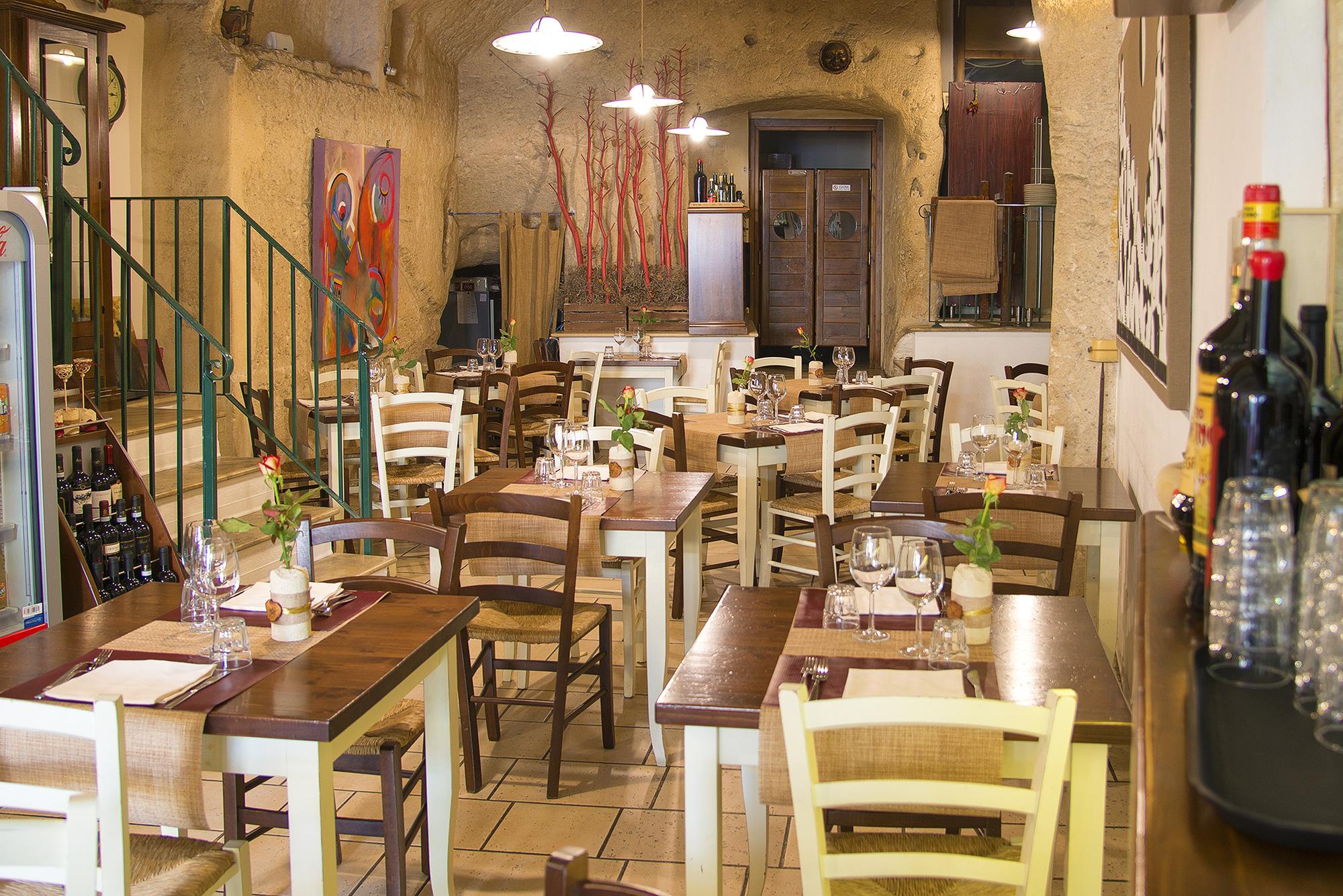 Home Ristorante Del Caveoso